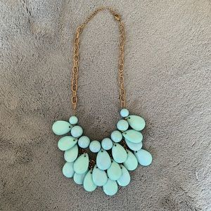 Bauble Necklace in Mint